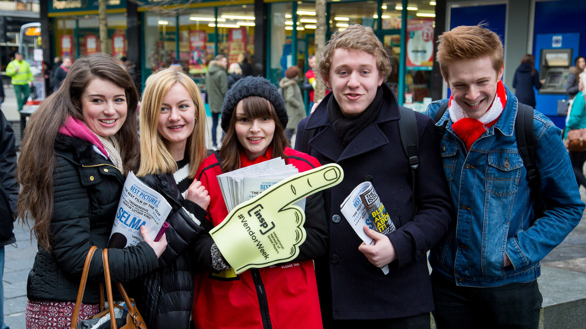 big issue interview Bust is a magazine and website that provides news, entertainment, celebrity, lifestyle, and fashion from a feminist perspective.