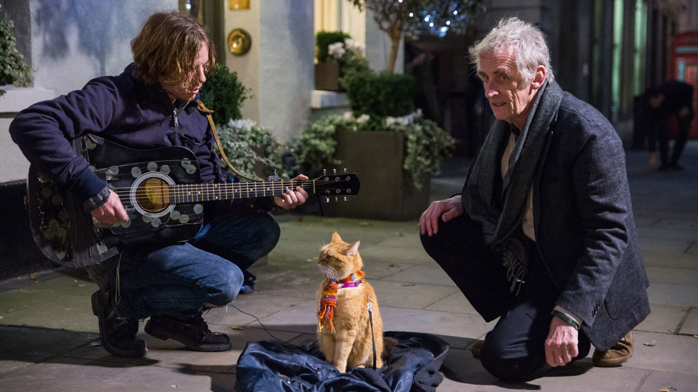 Street Cat Named Bob Making Of