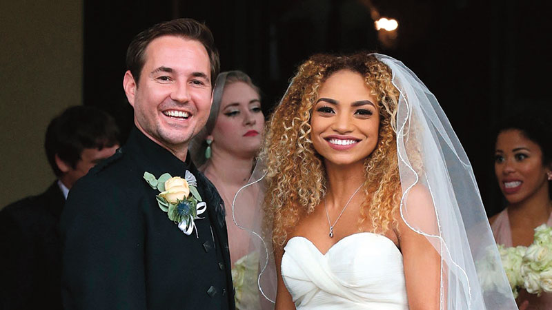 martin compston girlfriend