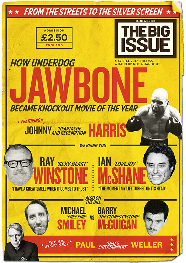 The Big Issue no 1255 cover